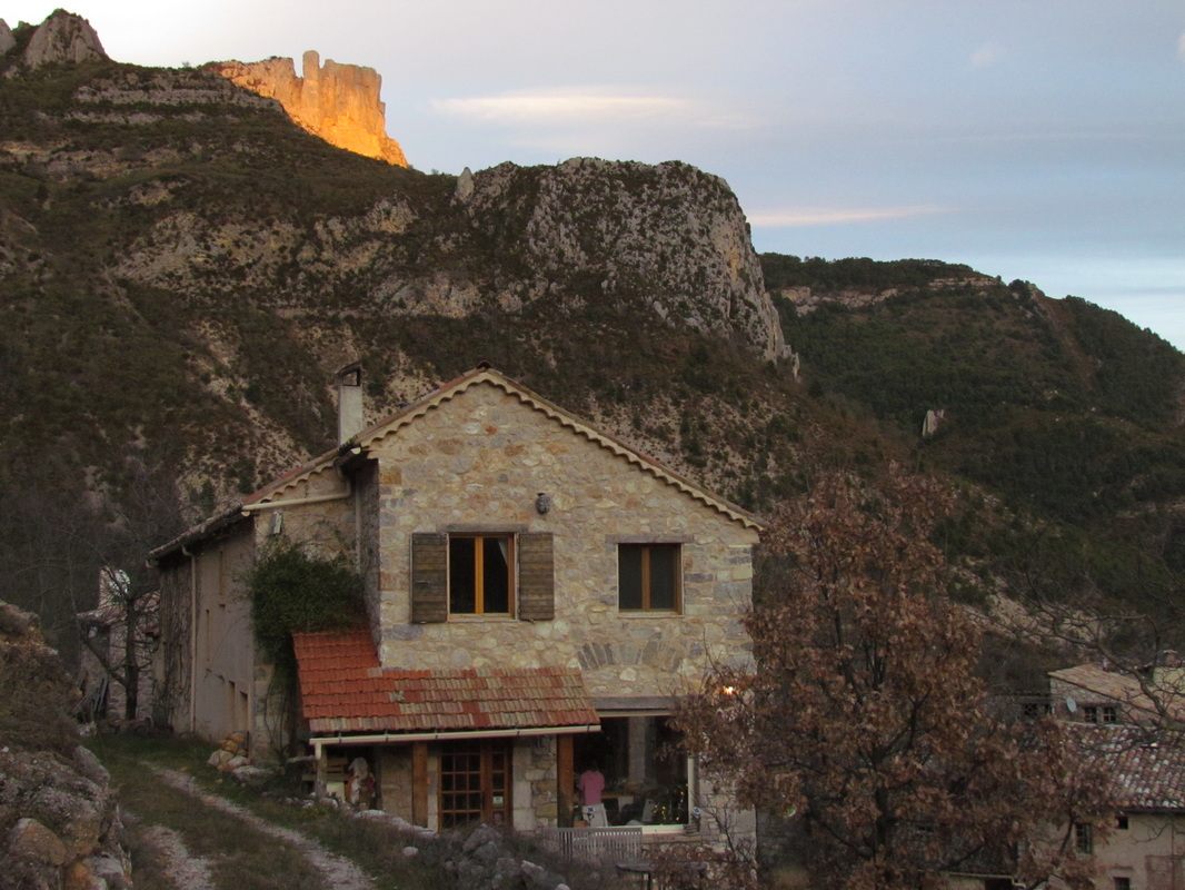 Chasteuil, France where Les Essentiels began. Close your eyes, take a deep breath...ahhhh, Provence!